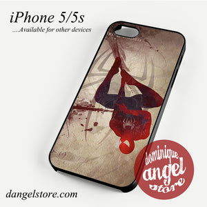 Amazing Spiderman Art Phone case for iPhone 4/4s/5/5c/5s/6/6 plus