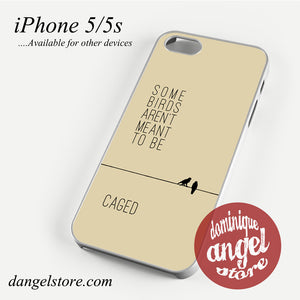 American Author Caged Phone case for iPhone 4/4s/5/5c/5s/6/6 plus