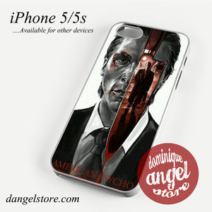 American Psycho Phone case for iPhone 4/4s/5/5c/5s/6/6 plus