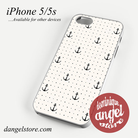 Anchors Phone case for iPhone 4/4s/5/5c/5s/6/6s/6 plus