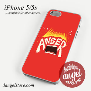 Anger inside out Phone case for iPhone 4/4s/5/5c/5s/6/6 plus