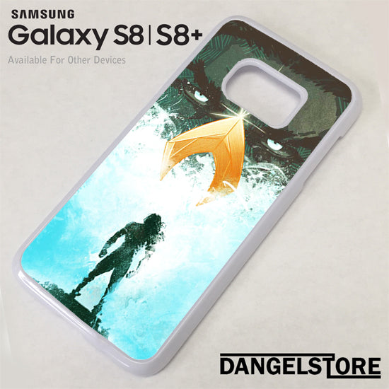 Aqua Man Justice League GT Samsung Galaxy S8 Case - Dangelstore