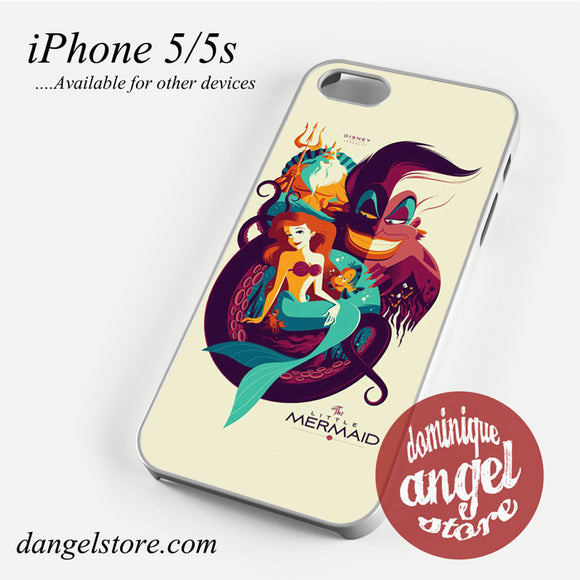 Ariel in Movie Poster Phone case for iPhone 4/4s/5/5c/5s/6/6 plus