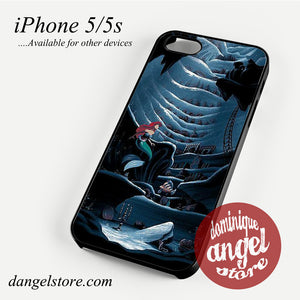 Ariel in Paint 2 Phone case for iPhone 4/4s/5/5c/5s/6/6 plus