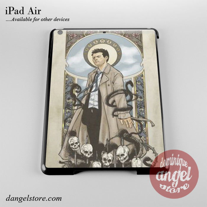 Art Nouveau Supernatural Phone Case for iPad Devices