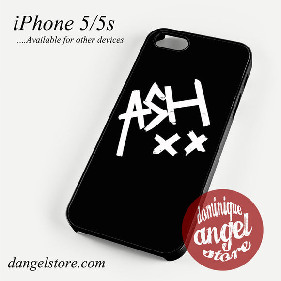 Ash 5 SOS Phone case for iPhone 4/4s/5/5c/5s/6/6 plus