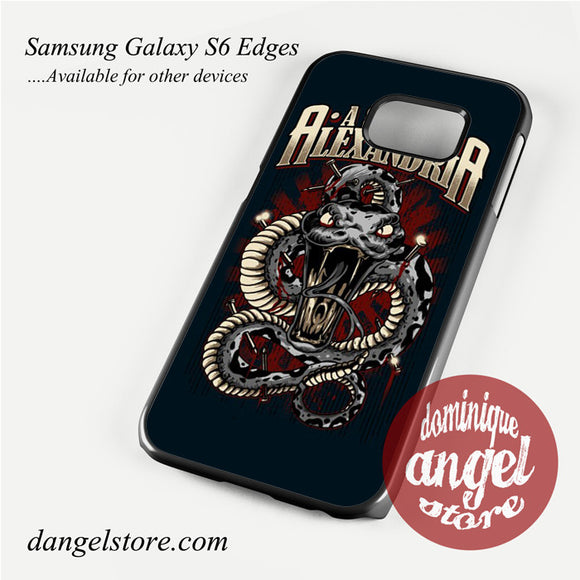 Asking Alexandria Phone Case for Samsung Galaxy S3/S4/S5/S6/S6 Edge