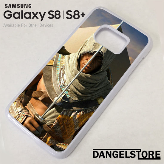Assassins Creed Origin 3 GT Samsung Galaxy S8 Case - Dangelstore