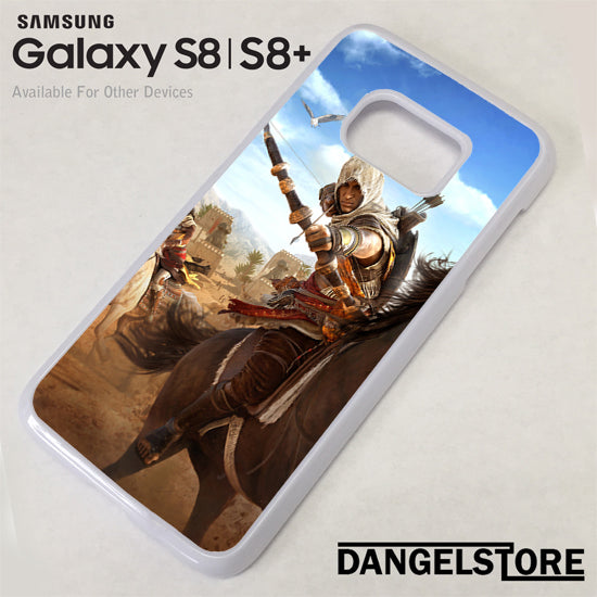 Assassins Creed Origin  GT Samsung Galaxy S8 Case - Dangelstore