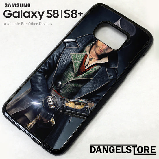 Assassins Crees Syndicate Jacob Frye Samsung Galaxy S8 Case - Dangelstore