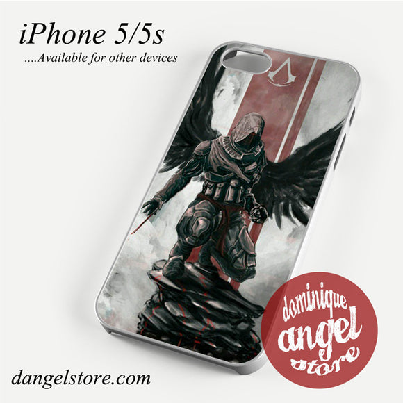 Assassins Creed Art 3 Phone case for iPhone 4/4s/5/5c/5s/6/6 plus