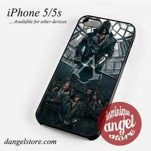 Assassins Creed Syndicate Phone case for iPhone 4/4s/5/5c/5s/6/6 plus