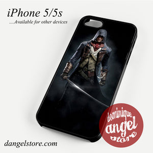 Assassins Unity Arno Phone case for iPhone 4/4s/5/5c/5s/6/6 plus