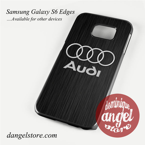 Audi (2) Phone Case for Samsung Galaxy S3/S4/S5/S6/S6 Edge