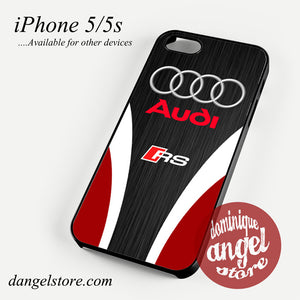 Audi RS Phone case for iPhone 4/4s/5/5c/5s/6/6 plus