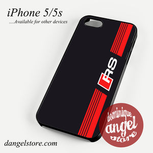 Audi RS Car Phone case for iPhone 4/4s/5/5c/5s/6/6 plus