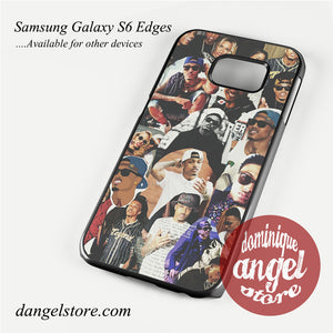 August Alsina College Phone Case for Samsung Galaxy S3/S4/S5/S6/S6 Edge