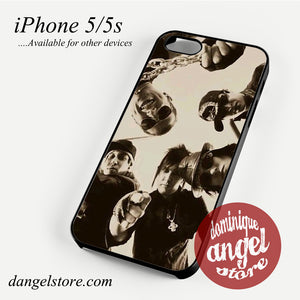 Avenged Sevenfold Crews 2 Phone case for iPhone 4/4s/5/5c/5s/6/6 plus