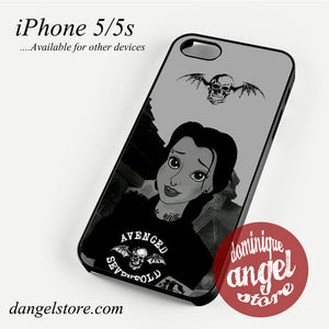 Avenged Sevenfold disney Phone case for iPhone 4/4s/5/5c/5s/6/6 plus