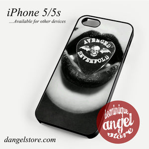 Avenged Sevenfold Love Lips Quotes Phone case for iPhone 4/4s/5/5c/5s/6/6 plus