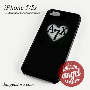Avenged Sevenfold love 2 Phone case for iPhone 4/4s/5/5c/5s/6/6 plus