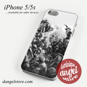 Avenger Age of Ultron Phone case for iPhone 4/4s/5/5c/5s/6/6 plus