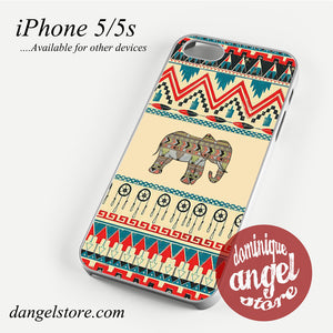 Aztec Elephant (3) Phone case for iPhone 4/4s/5/5c/5s/6/6 plus