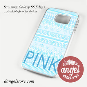 Aztec Pink Phone Case for Samsung Galaxy S3/S4/S5/S6/S6 Edge