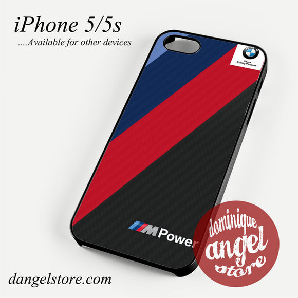 BMW M power Phone case for iPhone 4/4s/5/5c/5s/6/6 plus