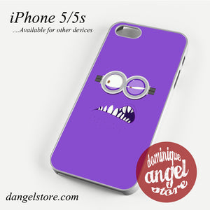 Bad Minions Phone case for iPhone 4/4s/5/5c/5s/6/6 plus