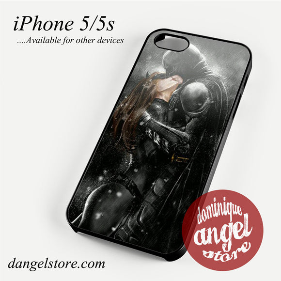 Batman & Cat Woman Phone case for iPhone 4/4s/5/5c/5s/6/6 plus