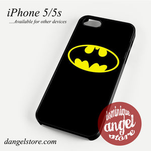 Batman Logo Phone case for iPhone 4/4s/5/5c/5s/6/6 plus