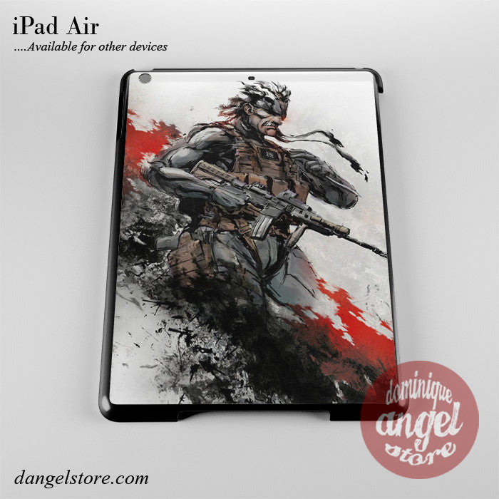 Big Boss Phone Case for iPad Devices