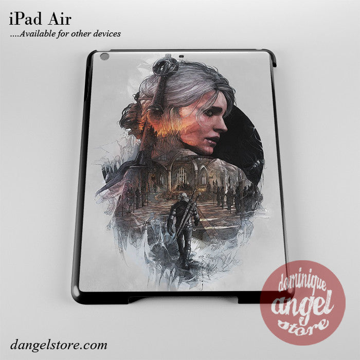 Ciri Phone Case for iPad Devices