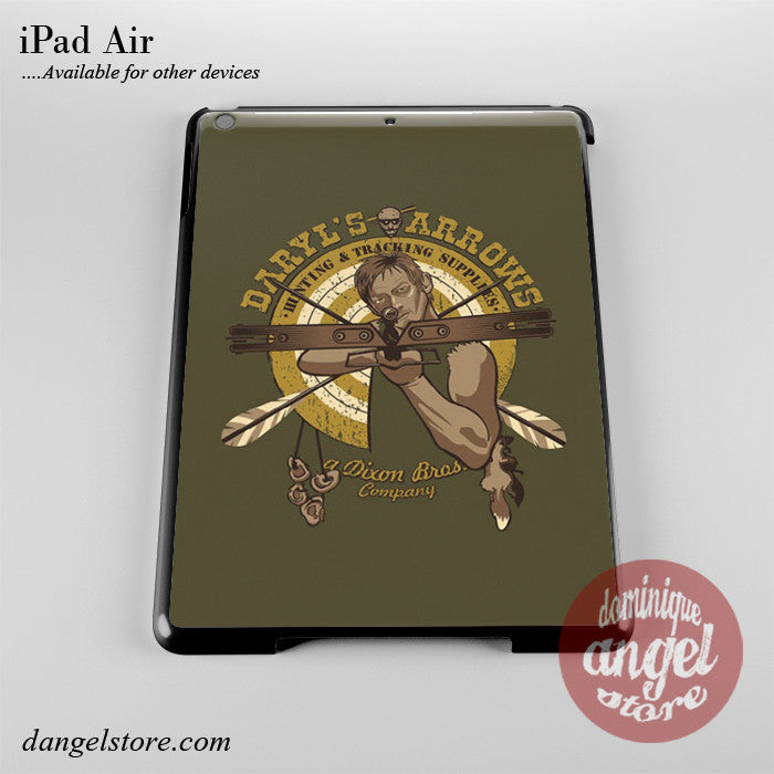 Daryl Dixon Pin Art Phone Case for iPad Devices
