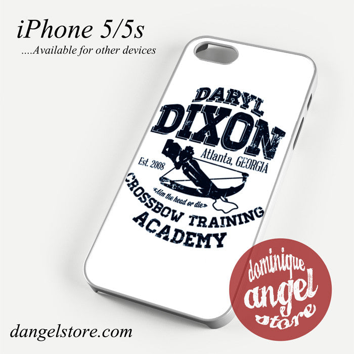 Daryl crossbow training Phone case for iPhone 4/4s/5/5c/5s/6/6 plus
