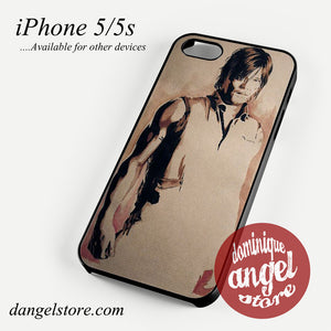 Deadly Daryl Phone case for iPhone 4/4s/5/5c/5s/6/6 plus