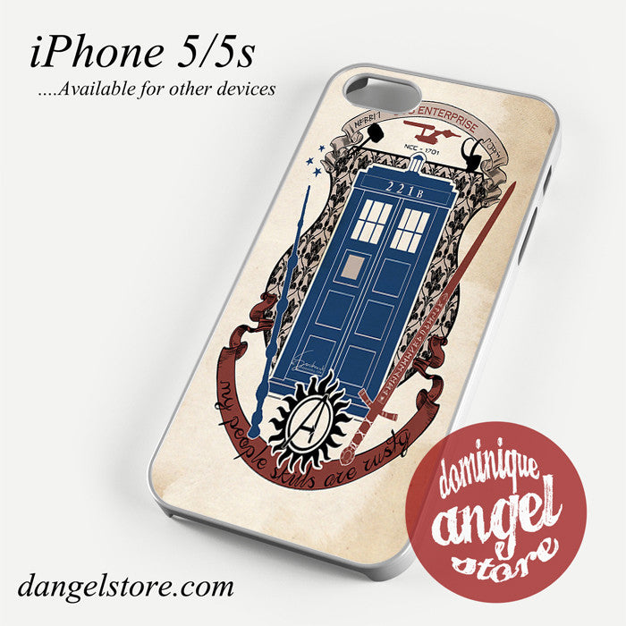 Doctor who (2) Phone case for iPhone 4/4s/5/5c/5s/6/6 plus