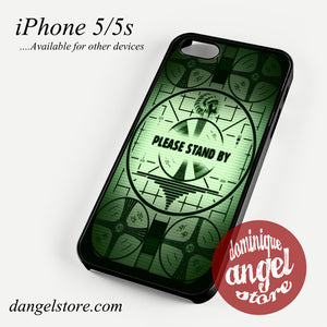 Fallout  Please Stand By Phone case for iPhone 4/4s/5/5c/5s/6/6s/6 plus