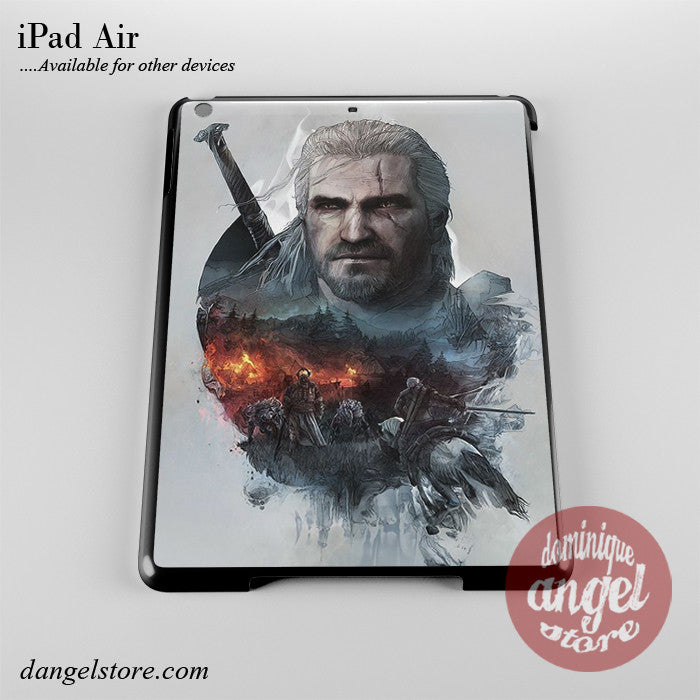 Geralt Phone Case for iPad Devices
