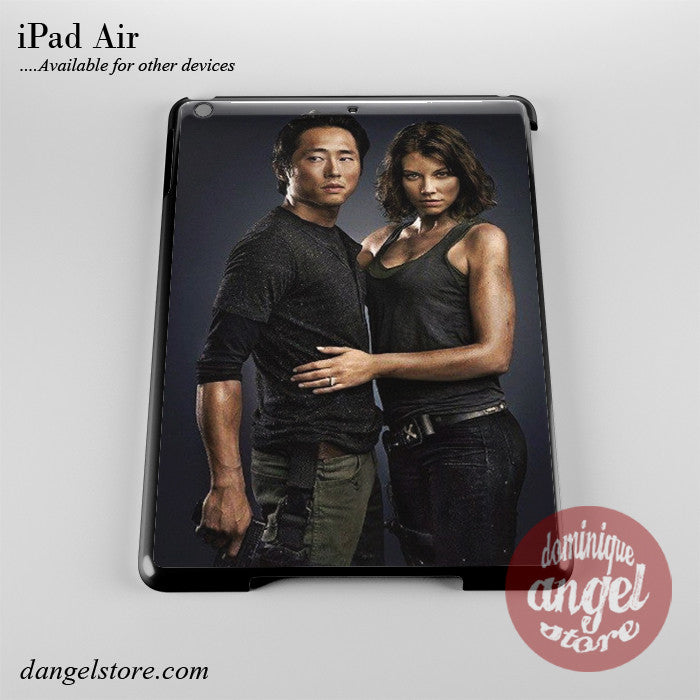 Glennand Maggie Phone Case for iPad Devices