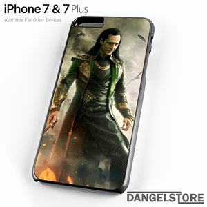 Loki From Asgard - Z - iPhone Case - iPhone 7 Case - iPhone 7 Plus Case - DANGELSTORE