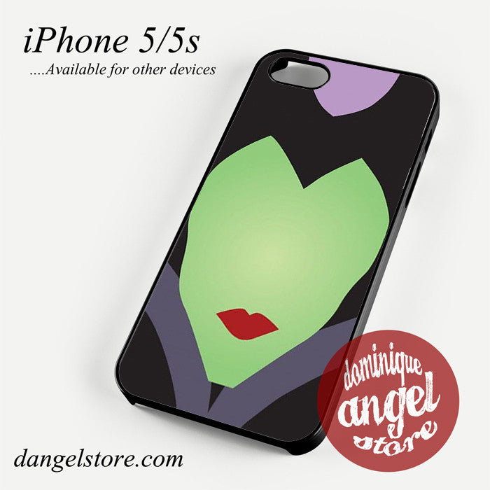 Maleficent Phone case for iPhone 4/4s/5/5c/5s/6/6 plus