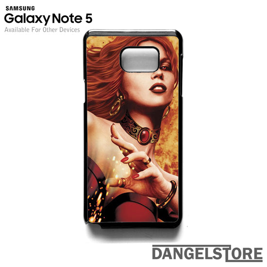 Melisandre The Witch Game Of Thrones HC- Samsung Note 5 - DANGELSTORE