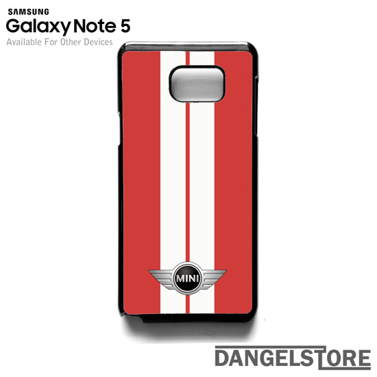 Mii Coope Red HC- Samsung Note 5 - DANGELSTORE