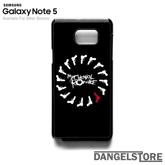 My Chemical Romance HC- Samsung Note 5 - DANGELSTORE