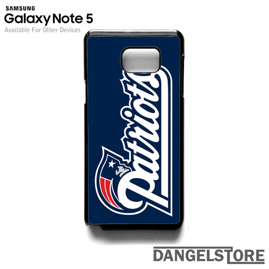 New England Patriots HC- Samsung Note 5 - DANGELSTORE