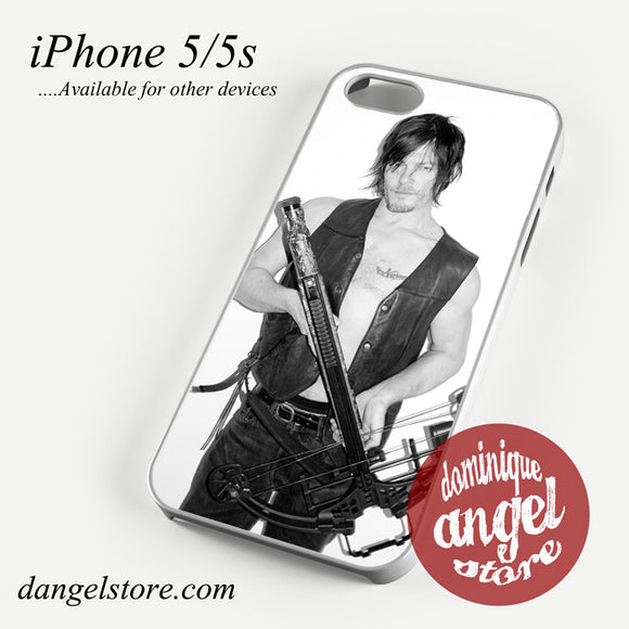 Reedus as daryl Phone case for iPhone 4/4s/5/5c/5s/6/6 plus