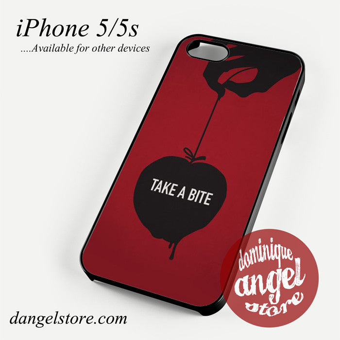 Snow White Take A Bite Phone case for iPhone 4/4s/5/5c/5s/6/6 plus