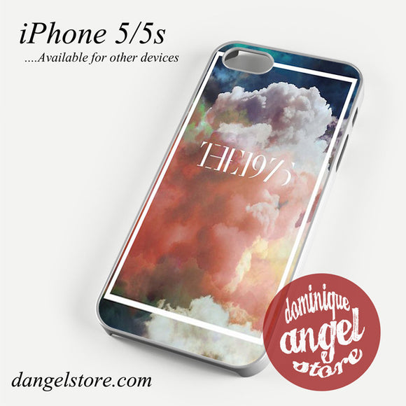 The 1975 smoke logo Phone case for iPhone 4/4s/5/5c/5s/6/6 plus